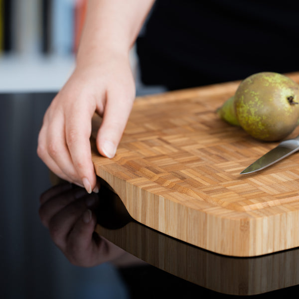 Tips on how to season and care for your Kerenza chopping board