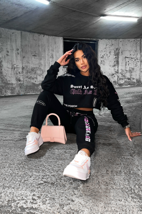 Lil Skies - Hand Painted Custom Butterfly Airforces