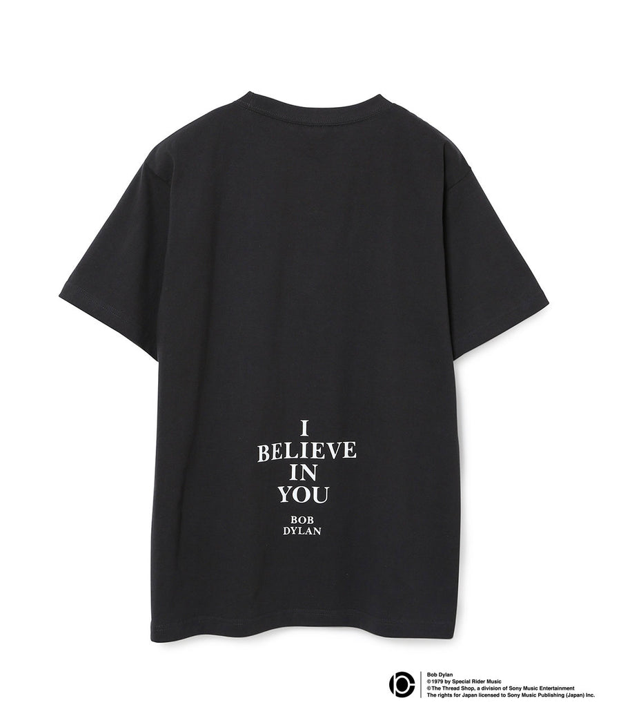 BOB DYLAN LYRICS T-SHIRTS BLACK01