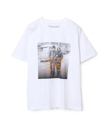 BOB DYLAN LYRIC T-SHIRTS WHITE12