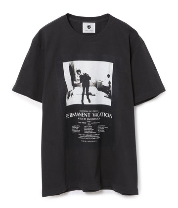 【JIM JARMUSCH By 10C】MOVIE T-shirt BLACK