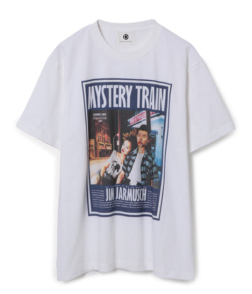 【JIM JARMUSCH By 10C】MOVIE T-shirt WHITE