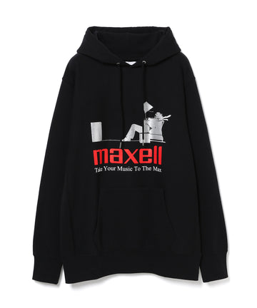 【maxell×10C】BLOWN AWAY GUY HOODIE BLACK02