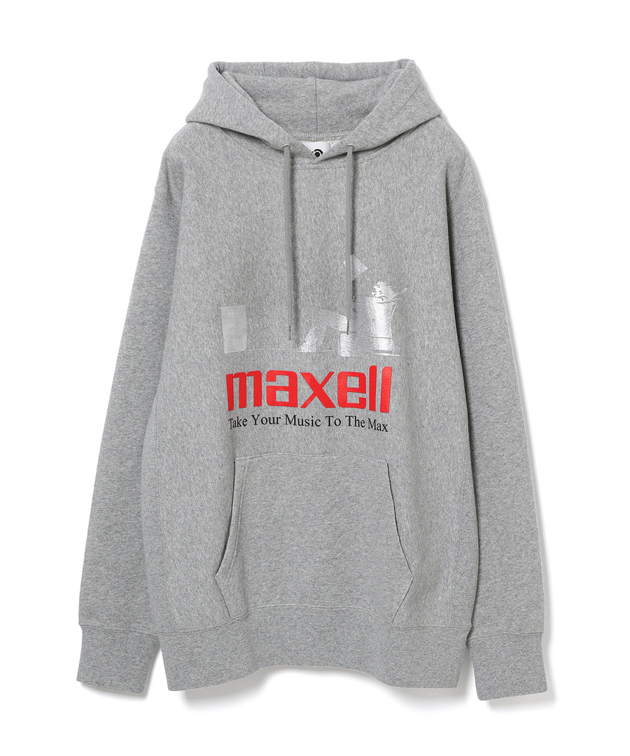 【maxell×10C】BLOWN AWAY GUY HOODIE GRAY08