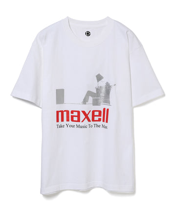 【maxell×10C】BLOWN AWAY GUY TEE WHITE11