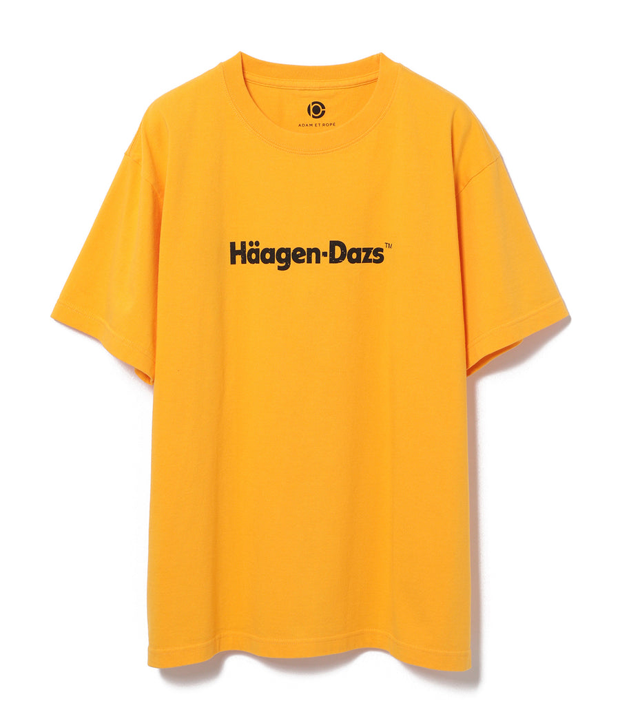 Häagen-Dazs meets 10C〈T-shirt〉 YELLOW