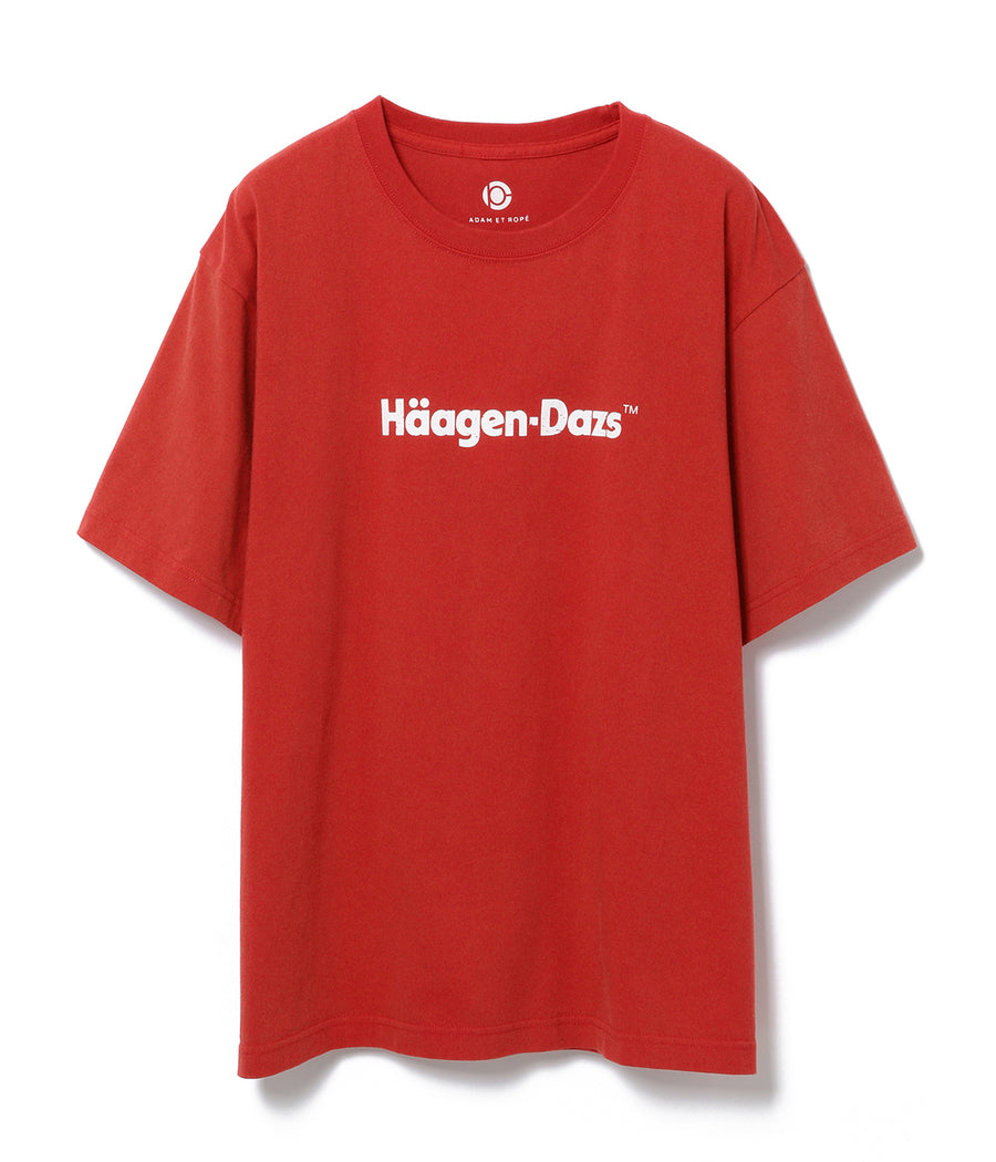 Häagen-Dazs meets 10C〈T-shirt〉 RED