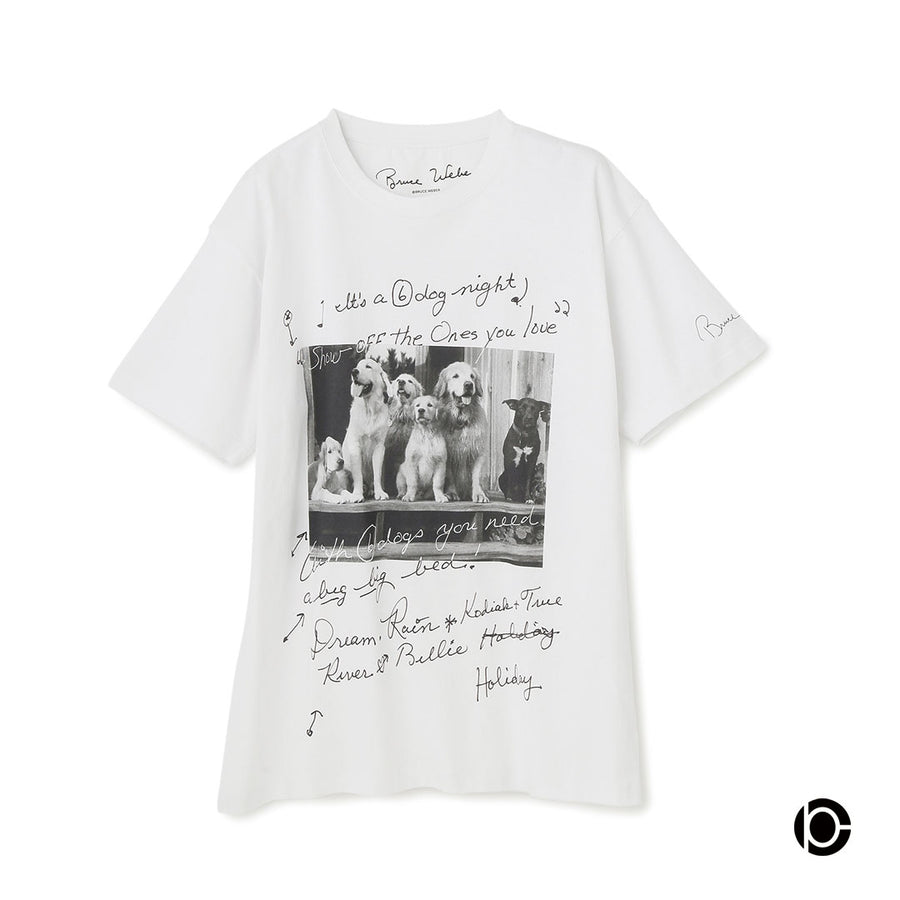 Bruce Weber Photo T-shirts WHITE13