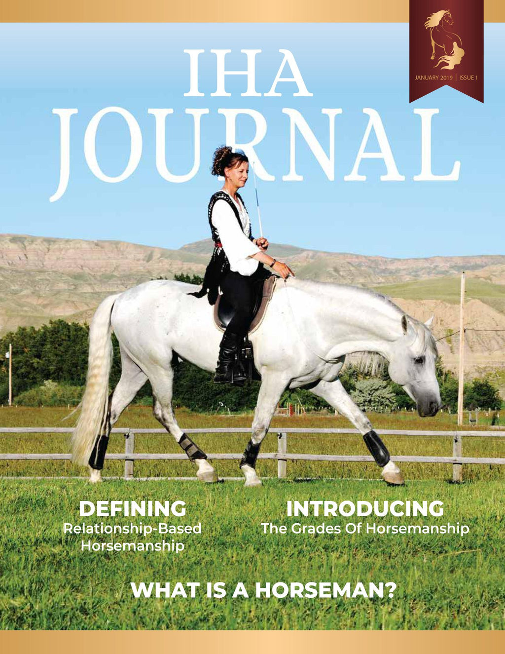 IHA Journal - Hard Copy Print Magazine Subscription