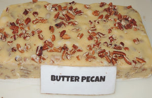 Butter Pecan Fudge 1/2 Pound