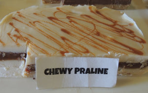 Chewy Praline Fudge 1/2 Pound