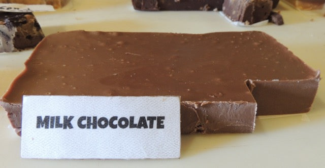 Milk Chocolate Fudge 1/2 Pound