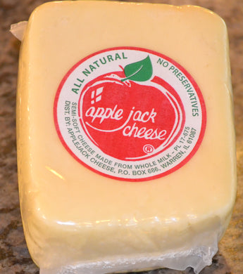 Apple Jack Cheese