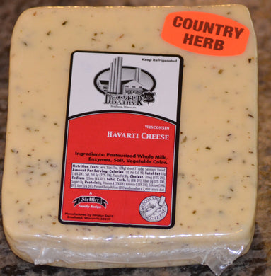 Country Herb Havarti