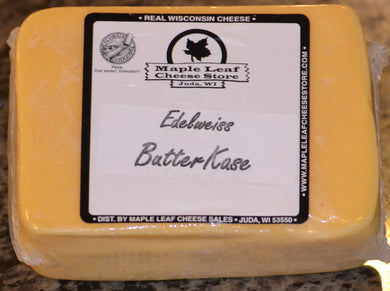 Edelweiss Butterkase Cheese