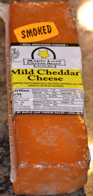 Smoked Mild Cheddar Cheese