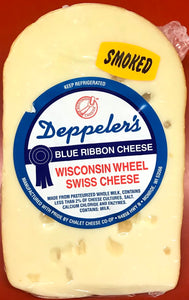 Deppeler's Smoked Swiss Cheese