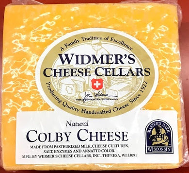 Widmer's Colby Cheese