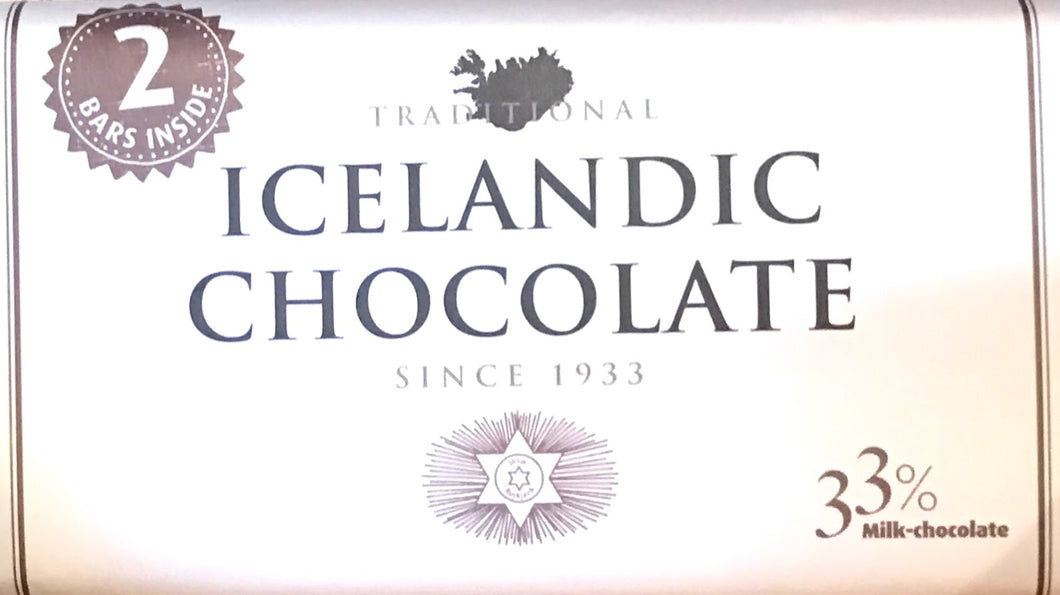 Icelandic Milk Chocolate