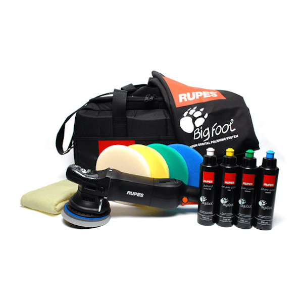 Rupes LHR21 II Kits - Polisseuse Bigfoot orbitale aléatoire - UltimateCare - Protect Your Investment