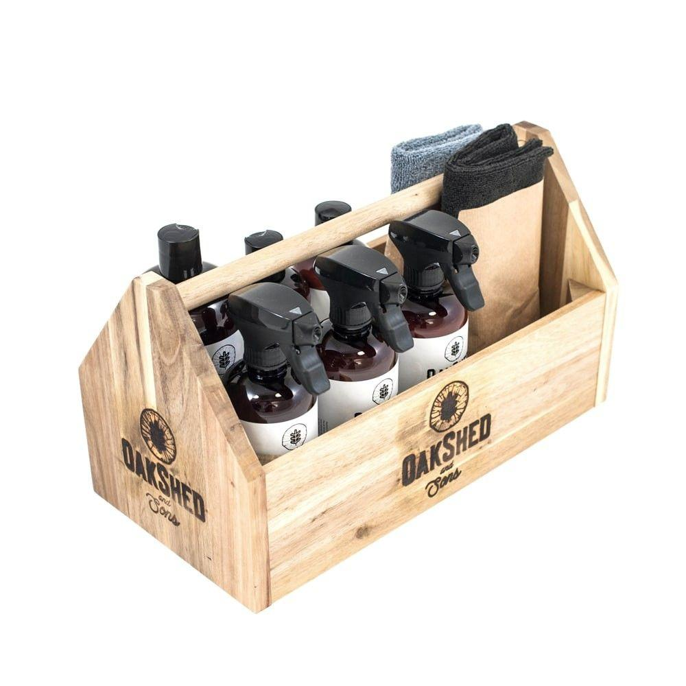 OakShed Vintage Toolbox - UltimateCare - Protect Your Investment