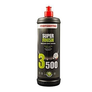 Menzerna SUPER FINISH SF3500 - UltimateCare - Protect Your Investment