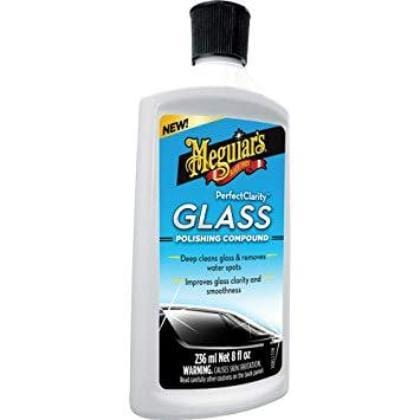 Meguiar's Glass polishing compound - UltimateCare - Protect Your Investment