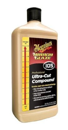 Meguiar's #105 Ultra-Cut Compound - UltimateCare - Protect Your Investment