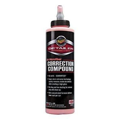 Meguiar's DA MICROFIBER CORRECTION COMPOUND - UltimateCare - Protect Your Investment