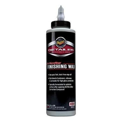 Meguiar's DA MICROFIBER FINISHING WAX - UltimateCare - Protect Your Investment