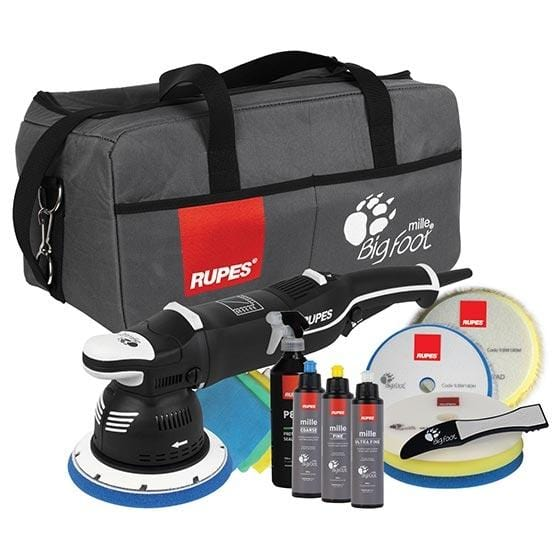 Rupes LK900E Kits - Polisseuse Bigfoot roto-excentrique - UltimateCare - Protect Your Investment