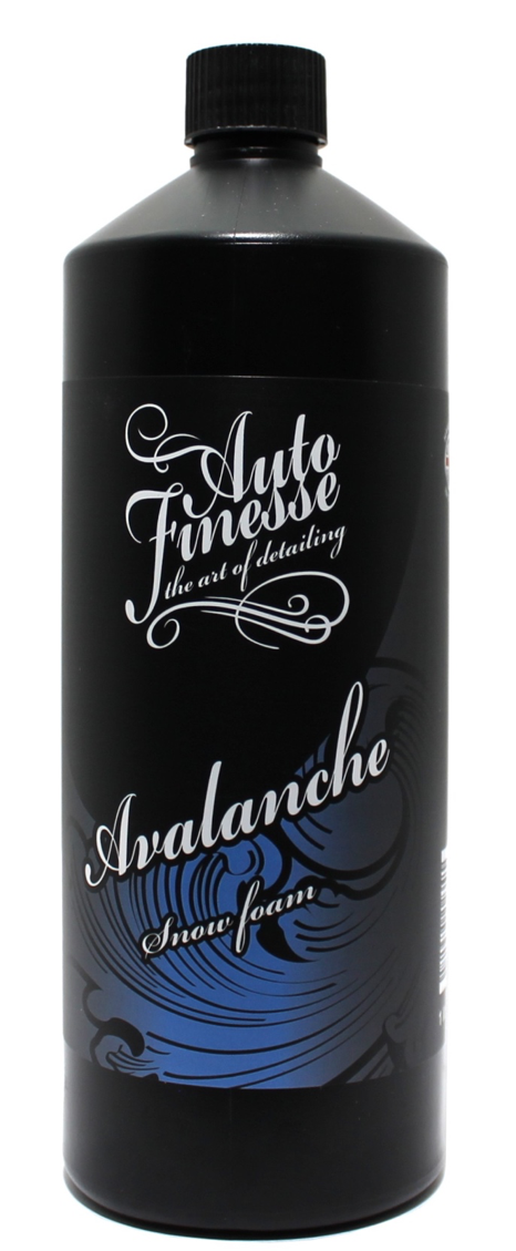 Auto Finesse Avalanche Snow Foam - UltimateCare - Protect Your Investment