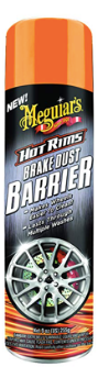 Meguiar's Hot Rims Brake Dust Barrier - UltimateCare - Protect Your Investment