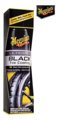 Meguiar's Ultimate Black Tire Coating - UltimateCare - Protect Your Investment
