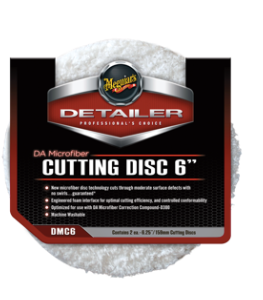 Meguiar's Cutting Disc 6'' - UltimateCare - Protect Your Investment