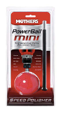 Mothers Power Ball Mini The Versatile Metal Polishing Tool - UltimateCare - Protect Your Investment