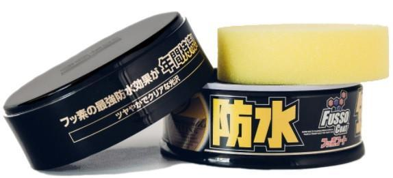 Soft99 FUSSO COAT WAX DARK - UltimateCare - Protect Your Investment