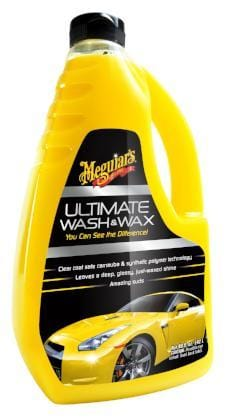 Meguiar's Ultimate Wash & Wax - UltimateCare - Protect Your Investment