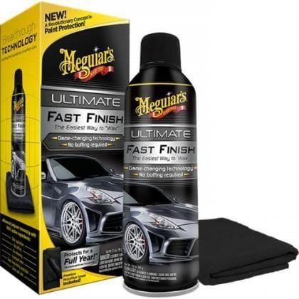 Meguiar's ULTIMATE FAST FINISH - UltimateCare - Protect Your Investment