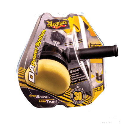 Meguiar's DaPower System - UltimateCare - Protect Your Investment