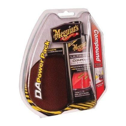 Meguiar's DaPower Pack Compound - UltimateCare - Protect Your Investment