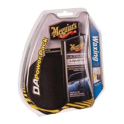 Meguiar's DaPower Pack Waxing - UltimateCare - Protect Your Investment