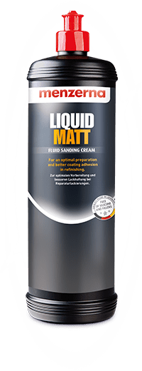Menzerna LIQUID MATT - UltimateCare - Protect Your Investment