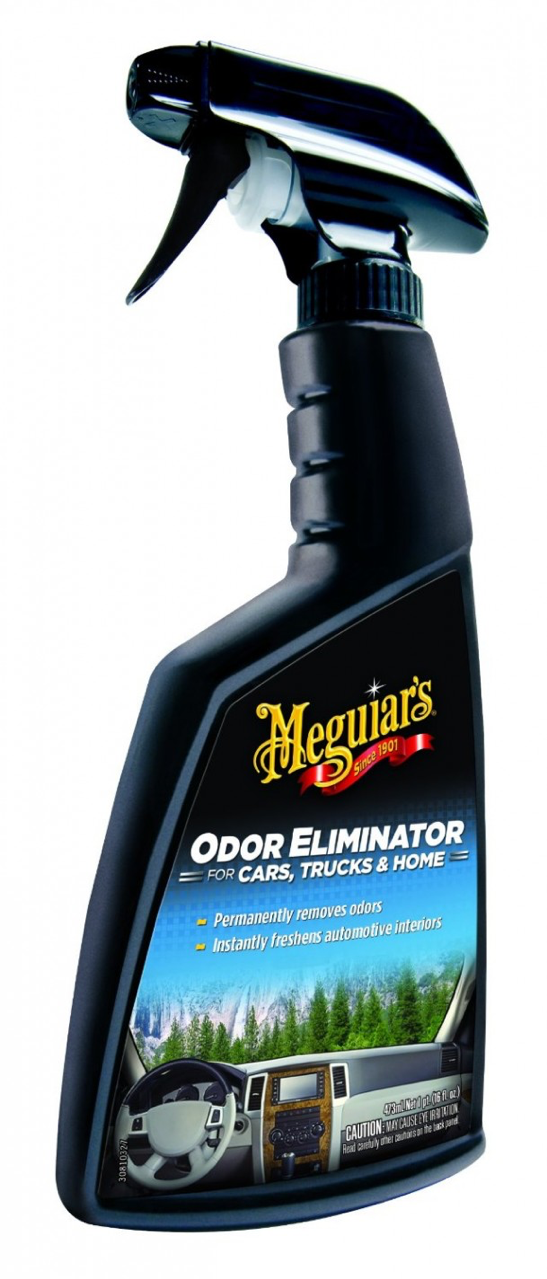 Meguiar's Odor Eliminator - UltimateCare - Protect Your Investment