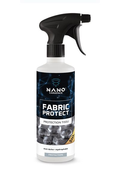 Nano Carapace Protection Céramique Tissu – Fabric Protect - UltimateCare - Protect Your Investment