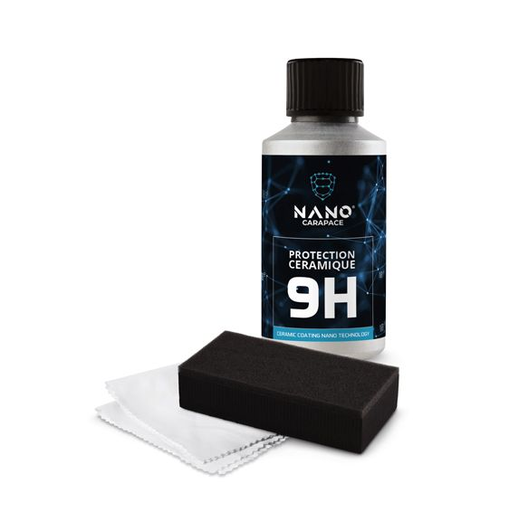 Nano Carapace Protection Céramique 9H - UltimateCare - Protect Your Investment
