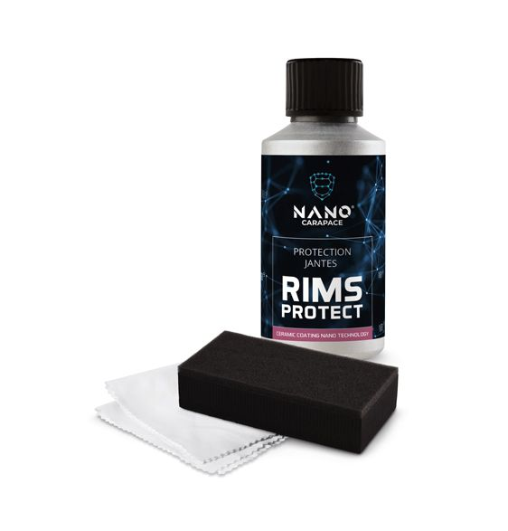 Nano Carapace Protection Céramique Jantes – Rims Protect - UltimateCare - Protect Your Investment