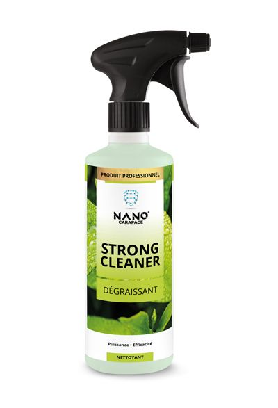 Nano Carapace Dégraissant Carrosserie – Strong Cleaner Spray - UltimateCare - Protect Your Investment