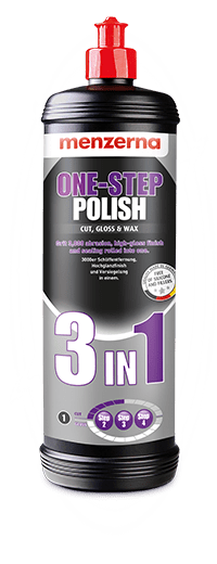 Menzerna ONE-STEP POLISH - UltimateCare - Protect Your Investment