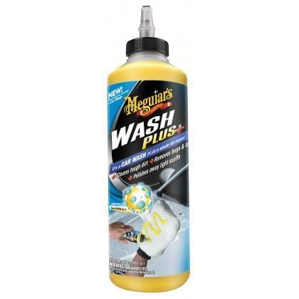 Meguiar's Car Wash Plus + - UltimateCare - Protect Your Investment